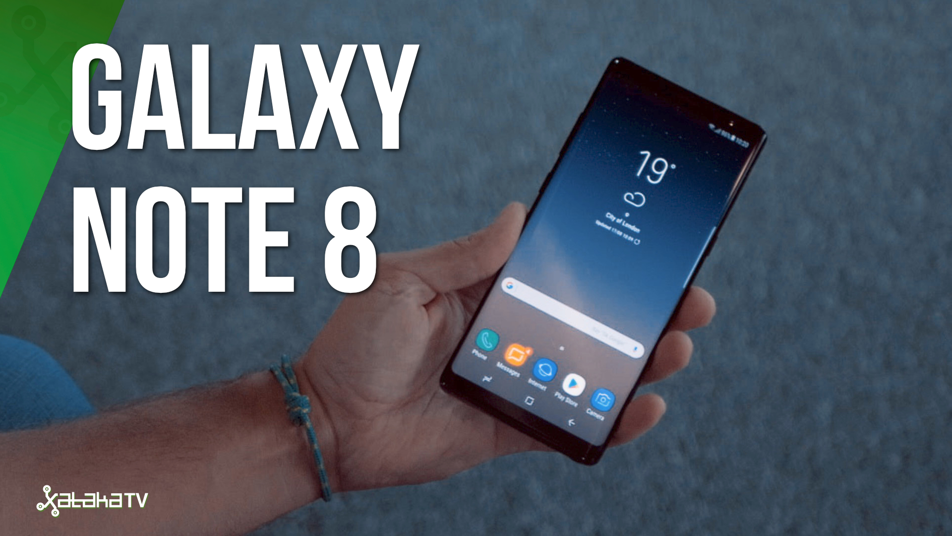 Samsung Galaxy Note 8, características, ficha técnica y precio